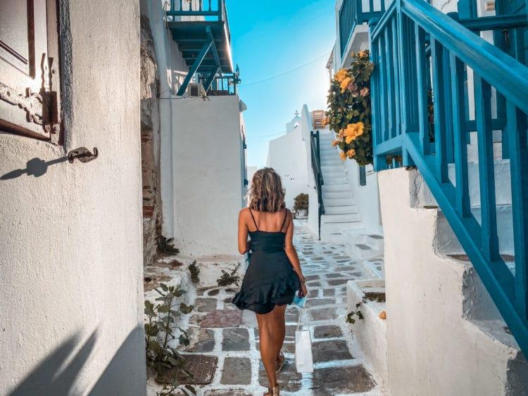 Mykonos, Wine Tasting in the Cyclades