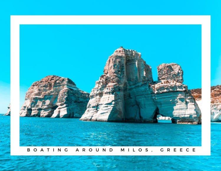 ? MILOS, GREECE