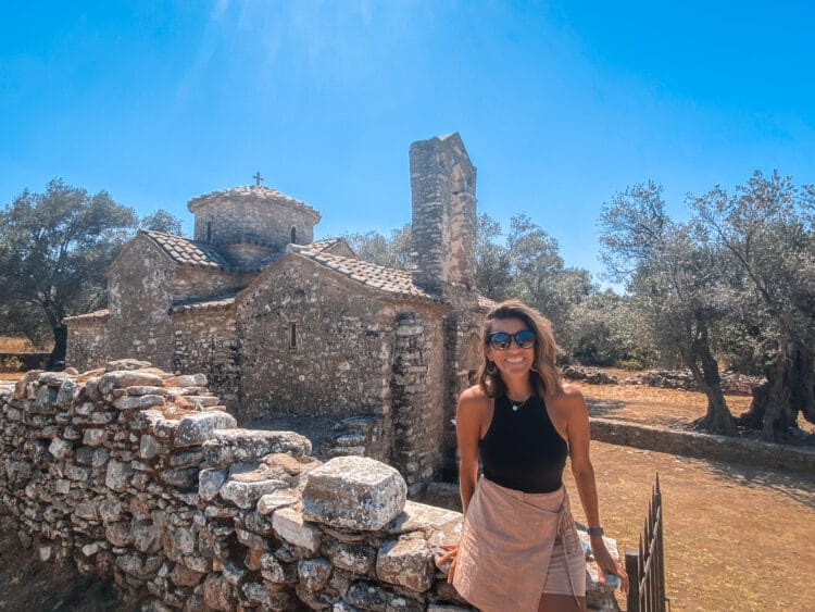 One Day in Naxos, Exploring Naxos by ATV