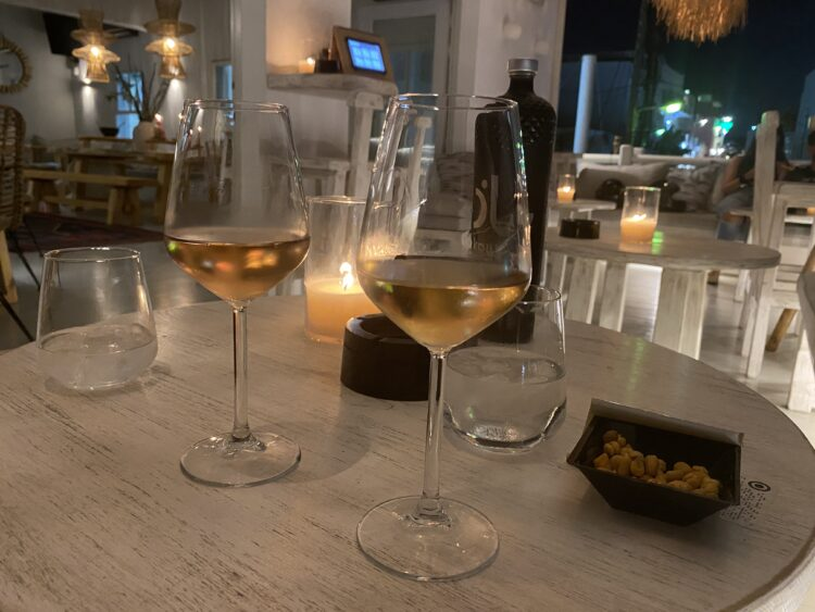 Koukos Paros, 7 Wine Bars in the Cyclades