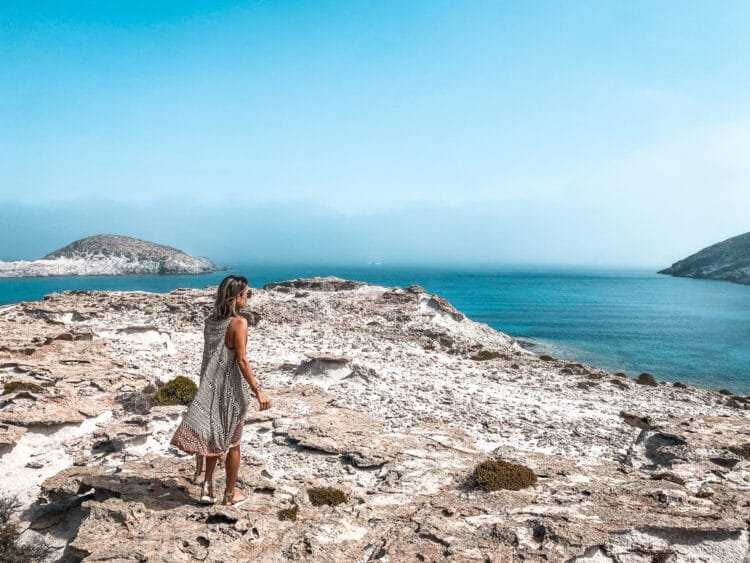 One Month in the Cyclades