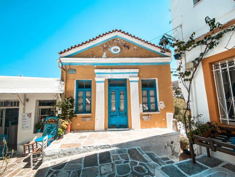 Mini Guide to Paros, Greece; Lefkes, Paros
