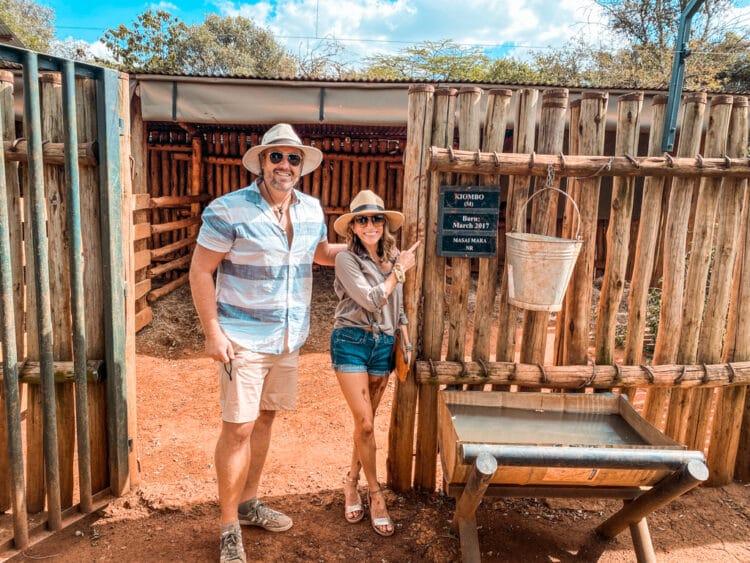 Sheldrick Wildlife Trust, Two Days in Nairobi