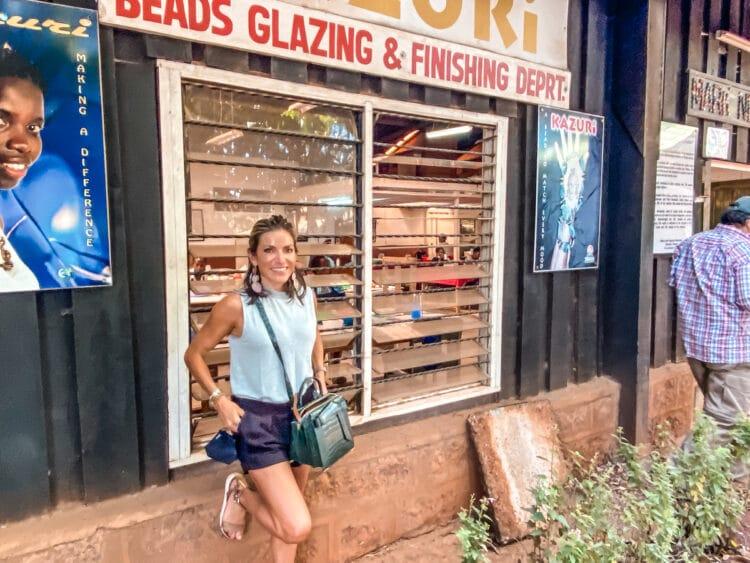 Kazuri Bead Factory, Two Days in Nairobi
