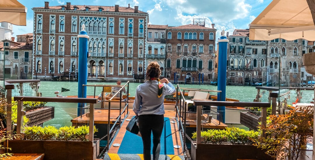 HOTEL INSIDER: A Stay at Gritti Palace, Venice