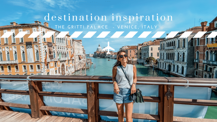 HOTEL INSIDER: A Stay at Gritti Palace, Venice