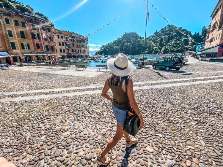 Two Days in Portofino