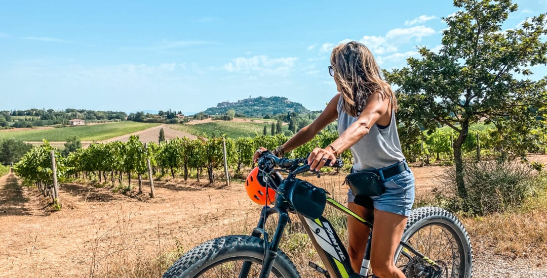 Tuscany by Bike, Urban Bikery