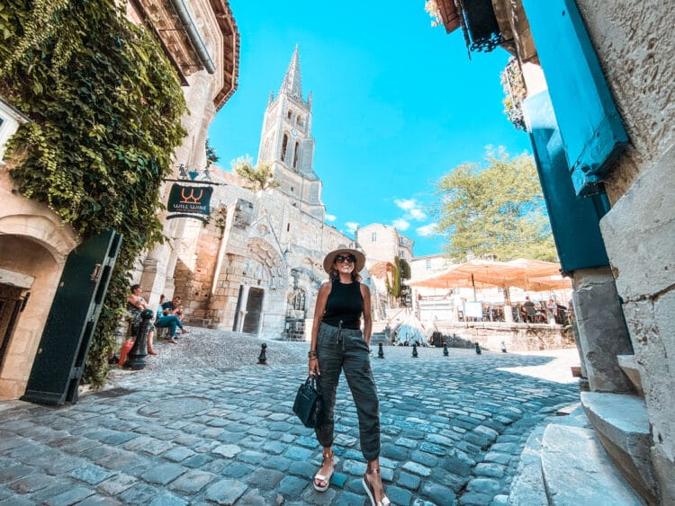 One Day in St. Emilion