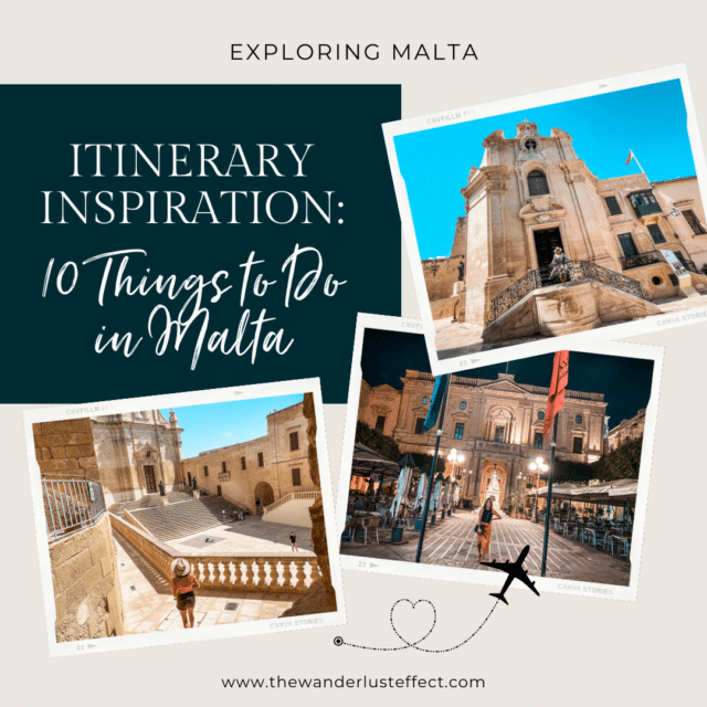 10 Things to Do in Malta