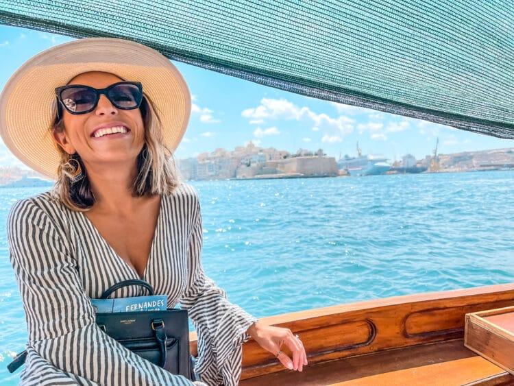 A Heritage Trip to Malta, Compass & Vine